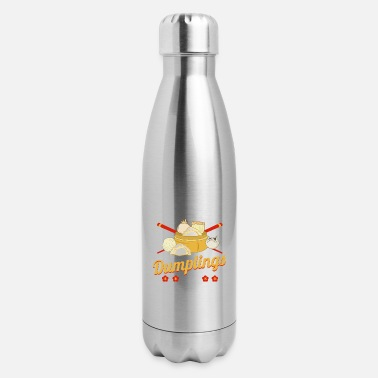 Making Dumplings Is My Superpower - Insulated Stainless Steel Water Bottle