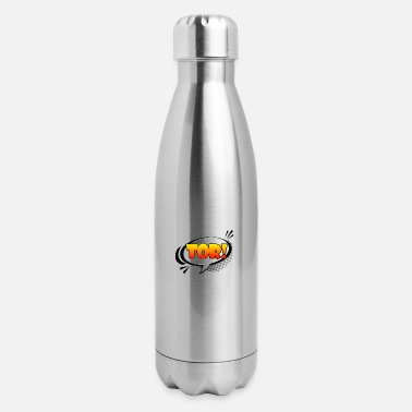 Gate Gate! - Insulated Stainless Steel Water Bottle