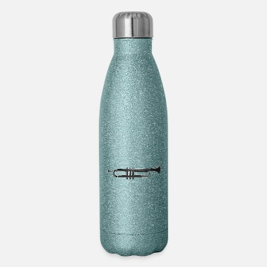 Faster Sorry I Tooted It Came Out Of My Brass Funny Trump - Insulated Stainless Steel Water Bottle