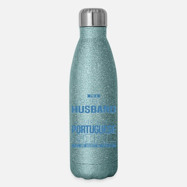Portuguese Portuguese Husband - Insulated Stainless Steel Water Bottle