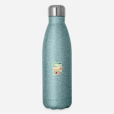 Beach Holiday - Insulated Stainless Steel Water Bottle
