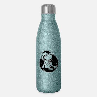 Zodiac Taurus Original Zodiac Sign - Insulated Stainless Steel Water Bottle