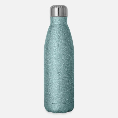 Not Wall Build Bridges Not Walls - Insulated Stainless Steel Water Bottle