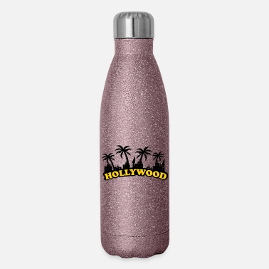 Hollywood hollywood - Insulated Stainless Steel Water Bottle