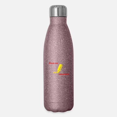 Keen as Mustard - Insulated Stainless Steel Water Bottle