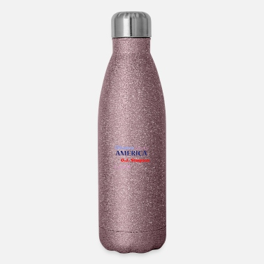 Obama obama - Insulated Stainless Steel Water Bottle