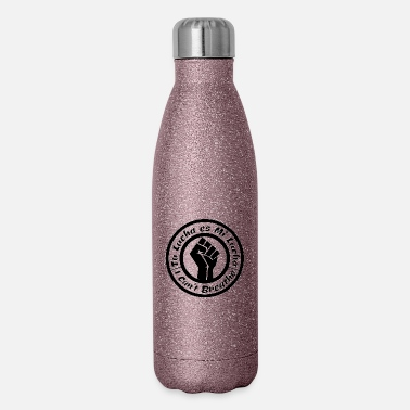 Mi Lucha Tu Lucha es Mi Lucha I Cant Breathe Bright Colors - Insulated Stainless Steel Water Bottle