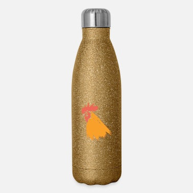 Rooster Rooster - Insulated Stainless Steel Water Bottle