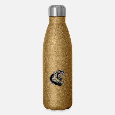 Chimpanzee Chimpanzees - Insulated Stainless Steel Water Bottle