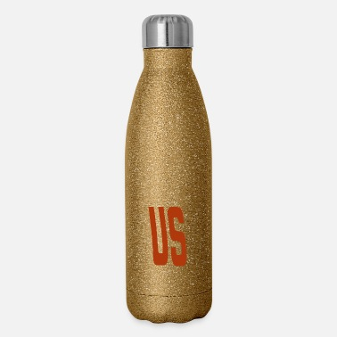 Download Just us illinois - Insulated Stainless Steel Water Bottle