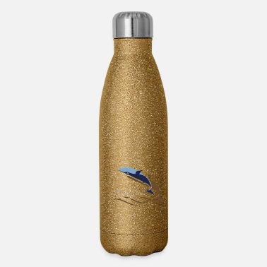 Creature Whale - Insulated Stainless Steel Water Bottle
