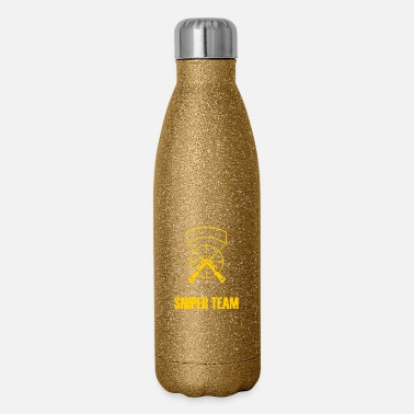 Army Sniper Sniper TEAM ARMY - Insulated Stainless Steel Water Bottle