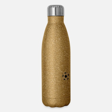 Worldcup Dinosaur Soccer Worldcup Gifts - Insulated Stainless Steel Water Bottle