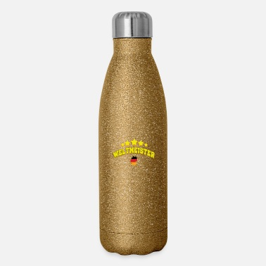World Champion World Champion - Insulated Stainless Steel Water Bottle