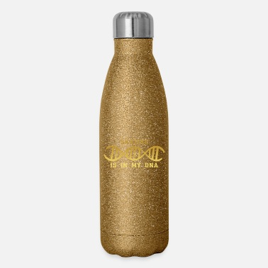 Skate dns dna roots love calling roller skating skating - Insulated Stainless Steel Water Bottle
