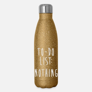 To-do List TO-DO-List - Insulated Stainless Steel Water Bottle