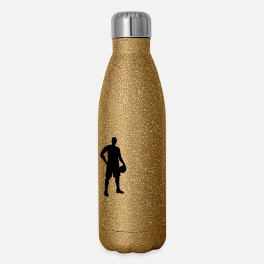 Basketball Lover Basketball. Basketball Lover. Basketballer. Hobby - Insulated Stainless Steel Water Bottle