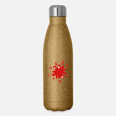 Flecked 2541614 14702939 fleck - Insulated Stainless Steel Water Bottle