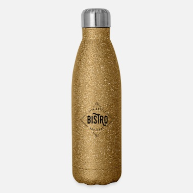Bistro Bistro - Insulated Stainless Steel Water Bottle