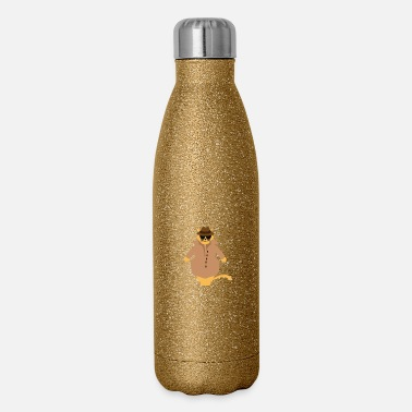 Investigacion Detective Cat - Gift Idea - Insulated Stainless Steel Water Bottle