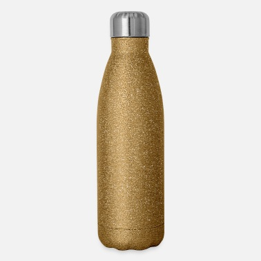 Hip Hip Hip Array - Insulated Stainless Steel Water Bottle