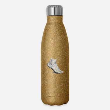 Foot foot - Insulated Stainless Steel Water Bottle