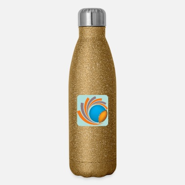 Logo Logo - Insulated Stainless Steel Water Bottle
