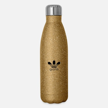 Graffiti GRAFFITI - Insulated Stainless Steel Water Bottle