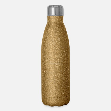 Lazy NOT LAZY - Insulated Stainless Steel Water Bottle