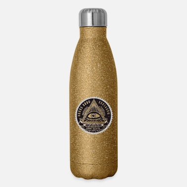 Orders Of Chivalry illuminat new world order - Insulated Stainless Steel Water Bottle