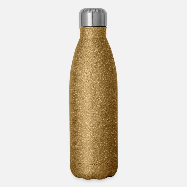 Bear On Cike - Insulated Stainless Steel Water Bottle