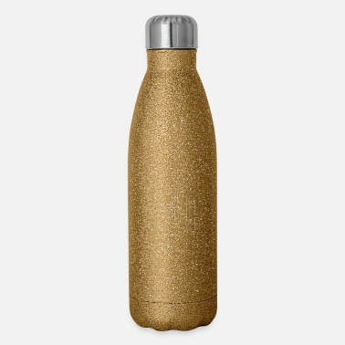 Turn On TURN UP - Insulated Stainless Steel Water Bottle