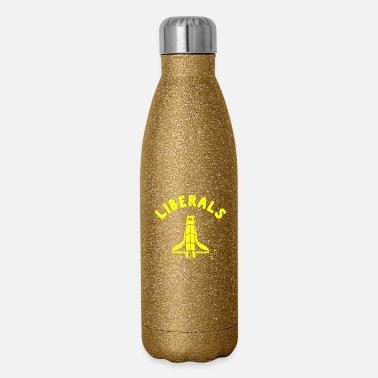 Liberals LIBERALS - Insulated Stainless Steel Water Bottle