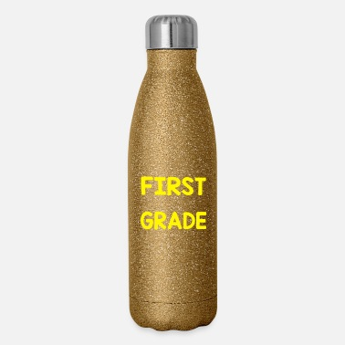 Grade FIRST GRADE - Insulated Stainless Steel Water Bottle