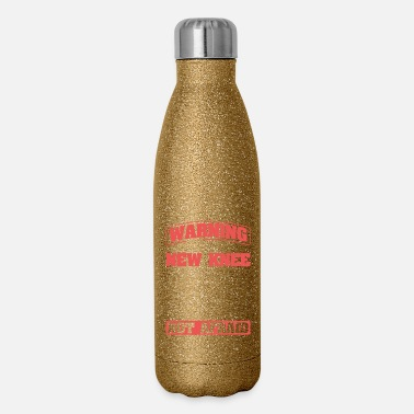Knee Surgery Knee Replacement Knee - Insulated Stainless Steel Water Bottle