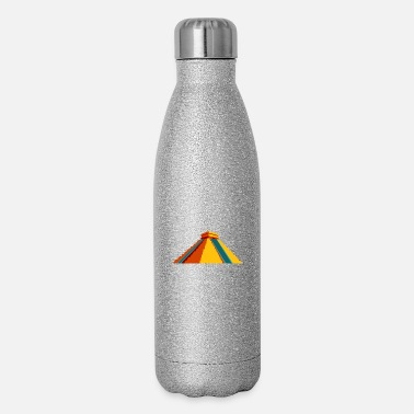 Pyramid Inca Pyramid - Insulated Stainless Steel Water Bottle