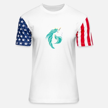 Recipe Unicorn-try my new recipe they're called shut the - Stars & Stripes T-Shirt