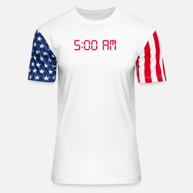 Runner Runner Shirt - Stars & Stripes T-Shirt