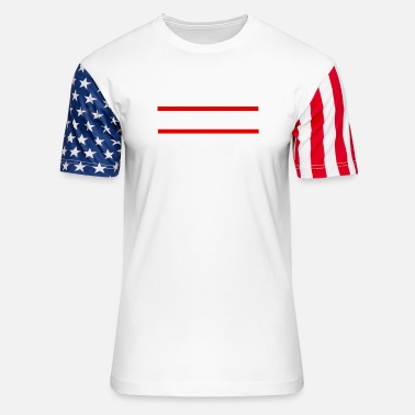 Anabolic Steroids Eat Clen, Tren Hard, Anavar Give Up - Unisex Stars & Stripes T-Shirt