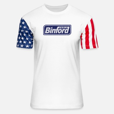 Binford Tool Time Binford Tools is proud to present - Unisex Stars & Stripes T-Shirt