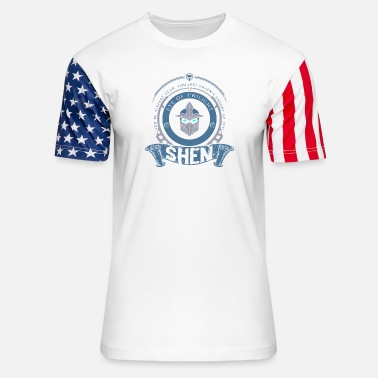 Esports SHEN - LIMITED EDITION - Unisex Stars & Stripes T-Shirt