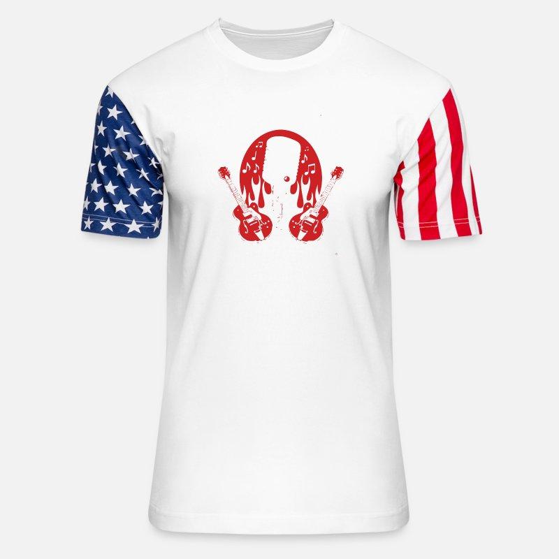 Mens//Unisex Tri-Blend T-Shirt Mens T-Shirt Vinyl Record Forest