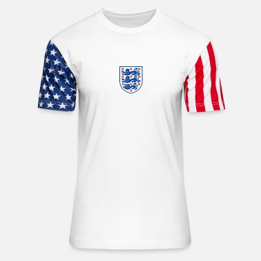 Worldcup WorldCup England 2018 - Unisex Stars & Stripes T-Shirt