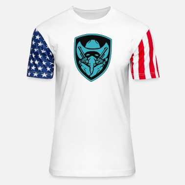 Medal Of Honor medal of honor - Unisex Stars & Stripes T-Shirt