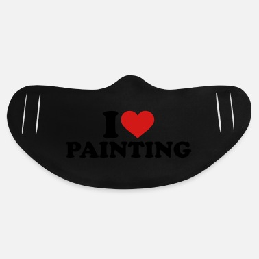 Painting Painting - Basic Lightweight Face Mask