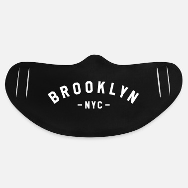 Made BROOKLYN NYC BKLYN FACEMASK - Basic Lightweight Face Mask
