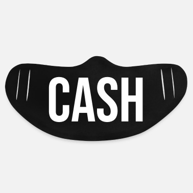 Cash Cash - Basic Lightweight Face Mask