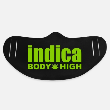 Body Indica Body High - Basic Lightweight Face Mask