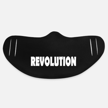 Communism REVOLUTION - Basic Lightweight Face Mask