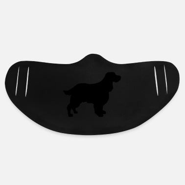 English Springer Spaniel English Springer Spaniel - Basic Lightweight Face Mask